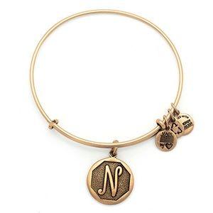 """N"" Alex and Ani 100% Authentic Bracelet"